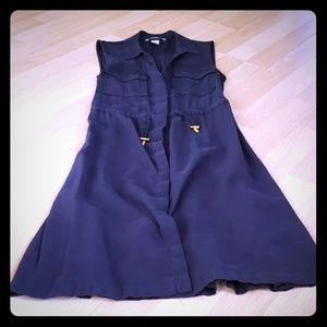 H&M Work Strapless Dress